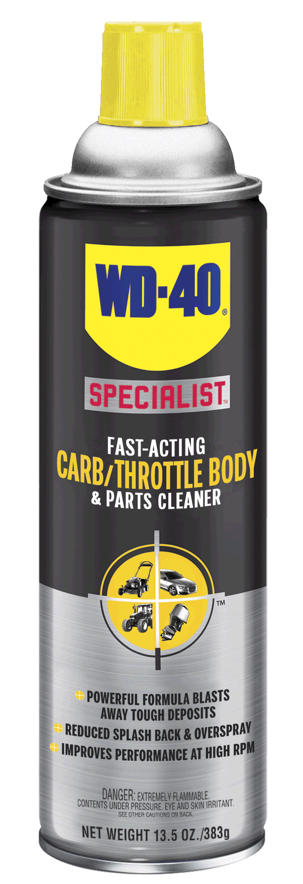 Carb Throttle Cleaner